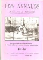 Jg4.p- Annales De Nantes - Quai Fosse Aux Quais De L'Erdre Bourse Place Royale St-Nicolas - Tourisme & Régions