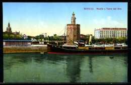 K01268)Ansichtskarte Sevilla - Sevilla