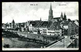 K01422)Ansichtskarte Ulm - Ulm