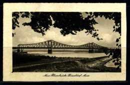 K01661)Ansichtskarte Düsseldorf - Duesseldorf