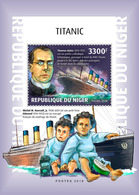 Niger. 2018 Titanic. (612b) - Schiffe