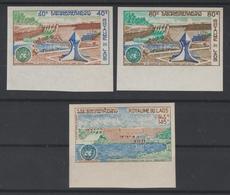 LAOS  1972  NON DENT / IMPERF  DAM  **MNH  Réf  245 - Laos