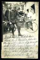 K03421)Ansichtskarte Rad-Motiv Ca. 1910 - Radsport