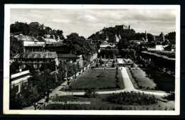 K03579)Ansichtskarte Salzburg - Mirabellgarten 1938 - Österreich