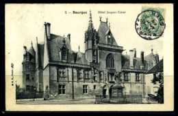 K03716)Ansichtskarte Bourges 1905 - Bourges