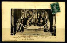 K03717)Ansichtskarte Bourges 1913 - Bourges
