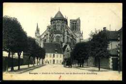 K03718)Ansichtskarte Bourges - Bourges