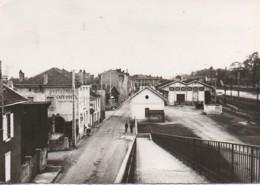 54 VARANGEVILLE   La Gare Vue De La Passerelle - France