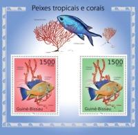 Guinea Bissau 2010 Fauna Fishes - Guinea-Bissau