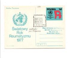 POLOGNE CONGRES DE MEDECINE à VARSOVIE 1977 - Medizin
