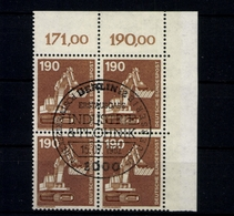 Deutschland (BRD), MiNr. 1136, VB, Ecke Rechts Oben, Gestempelt - [7] République Fédérale