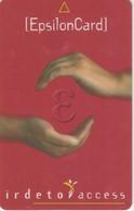 CartaPiù La 7 EpsilonCard - Altre Collezioni