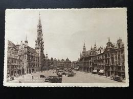 Bruxelles - Plazas