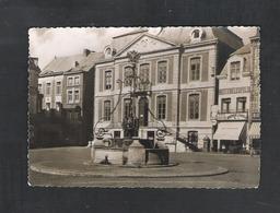 HUY - HOTEL DE VILLE ET SES FONTAINES  (7980) - Hoei