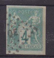 FRANCE : COLONIES GENERALES . N° 25 . OBL . TB . 1877/79 . - Sage