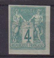 FRANCE : COLONIES GENERALES . N° 25 . ** . TB . 1877/79 . - Sage