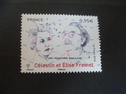 FRANCE   2018  CELESTIN ET ELISE  FREINET - Gebraucht