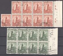 Polen; 1952; Michel 775/6 *; Danziger Schiffswerften - Usati