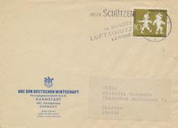 BRD 281 Auf Auslandsdrucksache - BRD