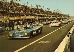 72 . LE MANS . CIRCUIT DES 24 HEURES . Préparatifs Du Départ - Artaud Freres 1 - E/5710 - Le Mans