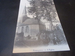Trazegnies, L'Eglise - Courcelles