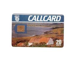 Callcard GB 20 Units - Télécartes