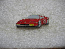 Pin's Automobile FERRARI - Ferrari