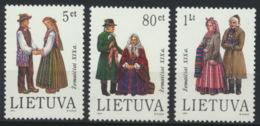 Litauen 557/59 ** Postfrisch - Litauen