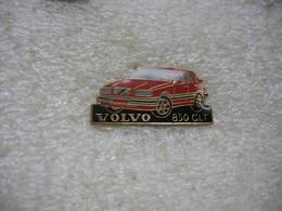 Pin's Automobile VOLVO, Modele 850 CLT - Ferrari
