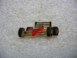 Pin's Automobile FERRARI Formule1 - Ferrari