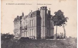 24 Dordogne - SAINT-FRONT-LA-RIVIERE - Château Du Canau - France