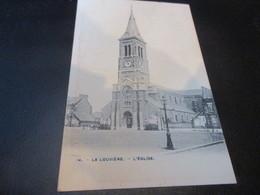 La Louviere, L'Eglise - La Louvière