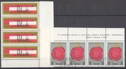 Polen; 1965; Michel 1580/1 *; Vertrag Polen URSS - 1944-.... Republik