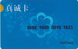 Cina Personal Card - Altre Collezioni