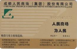 Cina Personal Card - Altri