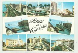 SALUTI DA TARANTO - VEDUTE VIAGGIATA FG - Taranto