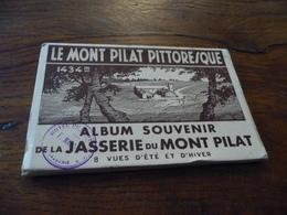 Carnet CPA 42 Loire Le Mont Pilat Ferme Hôtel De La Jassière Par La Valla En Gier - Mont Pilat