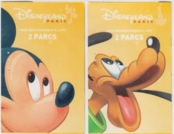 Disneyland Paris 2 Billet - Altri