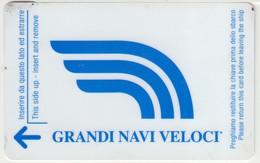 Grandi Navi Veloci Key Card - Altre Collezioni