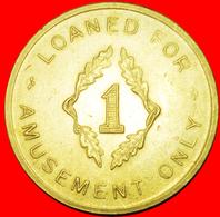 # TO BE PUBLISHED! Ruffler & Walker: GREAT BRITAIN ★ PROPERTY OF MACHINE 1   PENNY 1940s! LOW START ★ NO RESERVE! - Professionnels/De Société