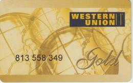 Wester Union Gold - Altri