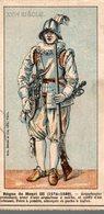 CHROMO  REGNE DE HENRI III 1574-1589  ARQUEBUSIER - Kaufmanns- Und Zigarettenbilder