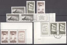 Polen; 1965; Michel 1632/4 *; Denkmäler - 1944-.... Repubblica