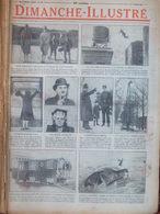 Journal Dimanche Illustré N°158 (7 Mars 1926) Alfred De Musset  - Bicot - La Famille Mirliton - Journaux - Quotidiens