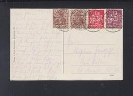 Dt. Reich PK Wiesental 1922 Nach Neukölln - Briefe U. Dokumente