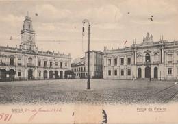 CPA   BRAZIL BAHIA PRACA DE PALACIO - Salvador De Bahia
