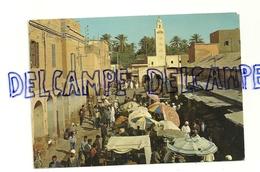 Algérie. Biskra. Le Marché Et La Mosquée. 1974 - Algérie