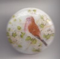 Pin's  En Porcelaine Oiseaux Réf 8146 - Animals