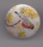 Pin's  En Porcelaine Oiseaux Réf 8147 - Animals