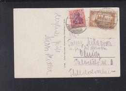 Dt. Reich AK Heringsdorf 1922 Nach Olmütz - Briefe U. Dokumente